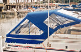 PVC cubierta del barco