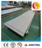 Placa galvanizada 316L de acero inoxidable de la placa