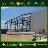 Полуфабрикат модульное стальное здание
