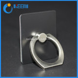 Suporte do anel do suporte do carrinho dos anéis de dedo do telefone móvel do metal