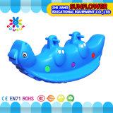 Brinquedo de balanço plástico, balanço plástico animal, brinquedo de balanço plástico, cavalo de balanço (XYH12074-15)