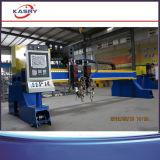 Máquina de estaca com tipo do pórtico do CNC