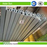 Sistema del montaggio di comitato solare di PV dell'alluminio/parentesi solari/sistema solare domestico
