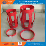 Pipe Casing를 위한 API 10d Integral Bow Spring Centralizer