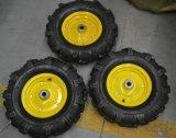 平らで自由なPUの泡の車輪(3.50-4)