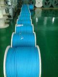 Msha câble d'alimentation inétanche de 75 ohms