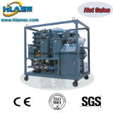 Mobile mit Towing Type Double Vacuum Insulating Oil Purifier
