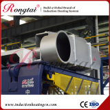 Four de fusion des métaux de boîtier en acier de 1 tonne