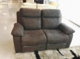 1 sofá manual do Recliner do estilo de Seater América (715)