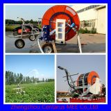 Machine mobile d'irrigation pour la ferme