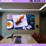 Schermo di visualizzazione di pubblicità Fullcolor di alta risoluzione dell'interno del LED