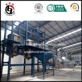Philippinisches Projekt betätigte Holzkohle, die Maschine Gruppe von der Qingdao-Guanbaolin herstellt