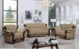 Sofà moderno con Mostrare-Legno