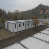 Flachgehäuse-Haus für Anpassung