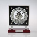 Ricordo e omaggi stabiliti di affari del nuovo di disegno della Tabella dell'orologio K3047 dell'orologio regalo di scheletro del kit