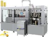 Machine de mise en conserve en aluminium pour le jus