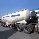 Alta calidad 3 Eje cemento a granel Semi-remolque con el tractor bajo precio para la venta