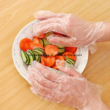 Ausgangs-BBQ-Koch-Wegwerfplastikhandschuh, der Maschine herstellt