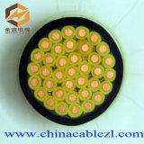 다핵 구리 케이블 PVC 조종 케이블 450/750V