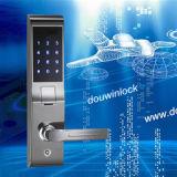 Serratura di portello d'acciaio di Nfc di obbligazione dell'impronta digitale di sicurezza