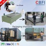 水によってブロックのIcee冷却される商業機械
