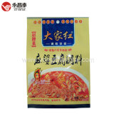 Nourriture Plastic Packaging Bag pour Tofu Seasoning