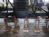 Doppie teste di CNC 8 di asse di Z che incidono il router del macchinario