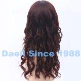 Jewish Wig della signora con la parte superiore di seta