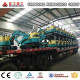 La Cina ha utilizzato il mini escavatore scavatore del cingolo del mini escavatore da vendere