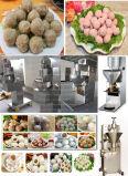 Máquina pequena de fatura do Meatball do fabricante da esfera de carne do aço inoxidável mini
