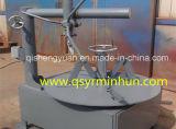 바스라기 고무를 생성하기 위하여 기계를 만드는 자동 장전식 폐기물 타이어 고무 분말