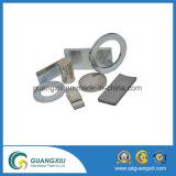 magneet van NdFeB Neodimium van de Ring van de Magneet van de Staaf van 75mm de Permanente