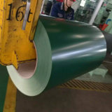 (0.14mm-0.8mm) A bobina de aço revestida cor de PPGI/galvanizou a bobina de aço