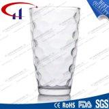 квалифицированная 190ml ясная оптовая стеклянная чашка сока (CHM8186)