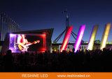 Écran de location extérieur d'Afficheur LED de Reshine 4.8 imperméables à l'eau