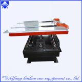 Punzonadora del CNC de Weifang Jinhao con la plataforma que introduce para la venta