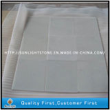 床タイルおよびカウンタートップのための中国の自然な水晶白い大理石