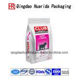 Levantarse el bolso del acondicionamiento de los alimentos de animal doméstico de la categoría alimenticia del bolso del conjunto
