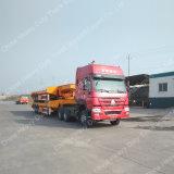 中国のレッカー車6*4 10の荷車引きのトラックのトラクターのトラック