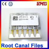 Niti S archiviert Universaldrehwurzel-Kanal-Datei-Endodontic zahnmedizinischen Instrument-Installationssatz