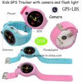 Новый вахта отслежывателя GPS малышей с камерой 3.0m (D14)