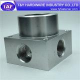 Alta calidad Personalizó la pieza de aluminio del CNC