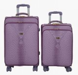 PU 4 Wheels Trolley Bags Luggage Set Suitcase 1jb013