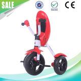 Foldable子供3つの車輪の三輪車の新しいモデル