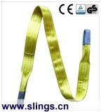6:1 фактора безопасности слинга 100%Polyester 3t*10m круглое