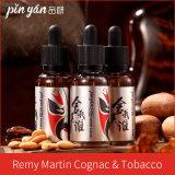 gezworen van Koning/het In het groot Hete Verkopen Remy Martin Cognac en de Tabak Gemengde Prijs van de Sigaret van het Aroma Elektronische Vloeibare/Hoogstaande en Lage