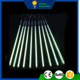 RGB 5050/48/50 luz impermeable del tubo del meteorito del día de fiesta LED de la Navidad del cm