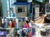 Tipo solar de la CA de la estación de carga de 50kw EV Repid Chademo/CCS - cargador 7kw-500kw de 2 Setec rápidamente