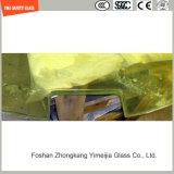 branco de 4.38mm-52mm/cinzento desobstruído/azul/amarelo/vidro laminado de bronze de PVB com o certificado de SGCC/Ce&CCC&ISO para a balaustrada, etapa da escada, divisória