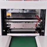 Le papier de soie de soie humide de film Sami-Automatique filment vers le bas la machine à emballer de roulement